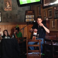 Photo taken at The Chieftain Irish Pub & Restaurant by Nancy P. on 3/16/2013