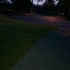 Photo taken at SE 32nd st. Park by Yunhong Z. on 5/27/2014