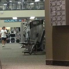 Photo taken at LA Fitness by Jesse H. on 9/10/2013