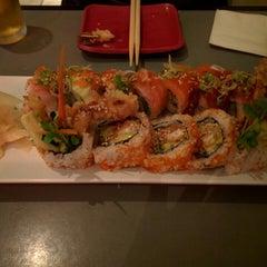 Photo taken at Sushi Toni by Takeshi K. on 11/19/2015