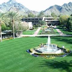 Photo taken at Arizona Biltmore, a Waldorf Astoria Resort by Wendy H. on 3/4/2013