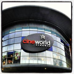 Photo taken at Cineworld by Paul W. on 3/30/2013