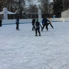 Photo taken at Patinoar by Alexandra P. on 1/7/2013