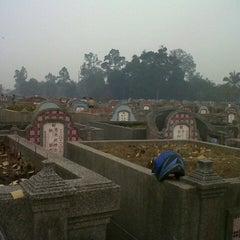 Photo taken at Tempat pemakaman marga LIM by Vanny L. on 8/25/2012