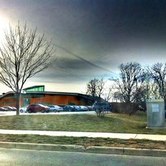 Photo taken at 95th Street Library: NPL by Heidi P. on 1/24/2013