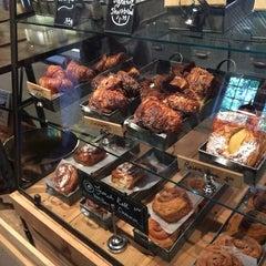 Photo taken at Anjou Bakery by Jaebadiah G. on 9/14/2014