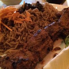 Photo taken at Kabul Afghan Cuisine by Jaebadiah G. on 8/16/2014