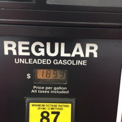 Photo taken at Costco Gasoline by SooFab on 1/26/2015