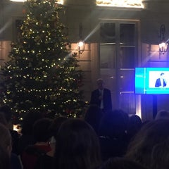 Photo taken at GIE AXA - 21/23/25 Matignon by Bruno A. on 12/15/2015