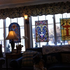 Photo taken at Phineas Swann Bed & Breakfast Inn by Ryan F. on 1/28/2014