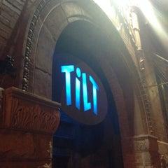 Photo taken at Tilt Nightclub by Bill W. on 7/28/2013