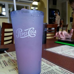 Photo taken at Pizza Romana Originale by kelly n. on 6/29/2013
