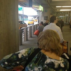 Photo taken at Taxi Stand by Dave on 6/10/2013