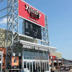 Photo taken at XFINITY Live! Philadelphia by Eric W. on 5/20/2013