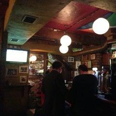 Photo taken at The Auld Dubliner by Ascenett M. on 4/17/2013