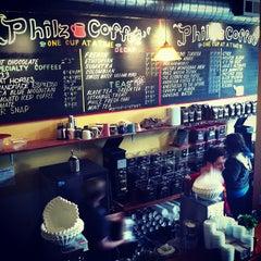Photo taken at Philz Coffee by cori k. on 12/4/2012