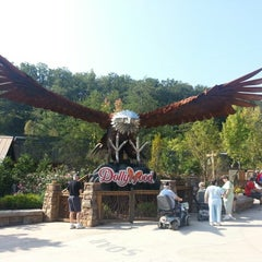 Photo taken at Dollywood by Sean @. on 9/21/2012