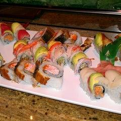 Photo taken at Sushi Koji by Sam G. on 9/28/2012
