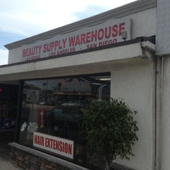 Photo taken at Beauty Supply Warehouse by Sheila V. on 5/10/2013