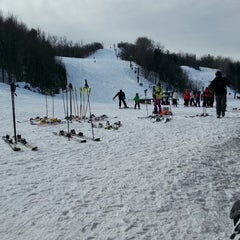 Photo taken at Blackjack Ski Resort by Angkan C. on 2/16/2014