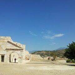 Photo taken at Patara Örenyeri by Tunahan Tahir C. on 9/27/2012
