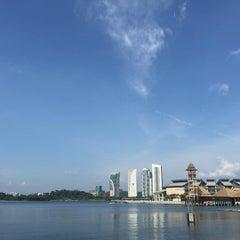 Photo taken at Pusat Maritim Putrajaya by Nadya Salleh on 8/20/2015