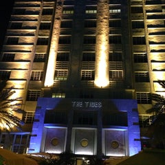Photo taken at Tides South Beach l King & Grove by Andrea C. on 10/1/2013