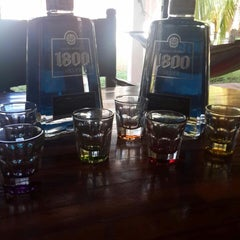 Photo taken at Resort Las Hojas El Salvador by Paola C. on 5/25/2014