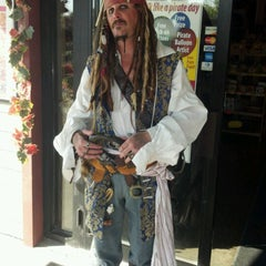 Photo taken at Pirate O's by Khris on 9/15/2012