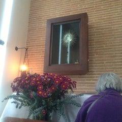 Photo taken at Iglesia Santa Ana de Chia by Manuel A. on 10/5/2012