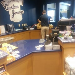 Photo taken at Brewers Team Store by Majestic Athletic by Victoria W. on 6/4/2013