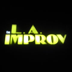 Photo taken at The Hollywood Improv by Ronniejayyy C. on 1/19/2013