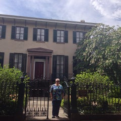 Photo taken at Andrew Low House Museum by Karlynn H. on 7/21/2013