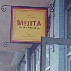 Photo taken at Mijita Cocina Mexicana by Paul D. on 3/28/2013
