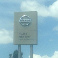 Photo taken at Nissan Mexicana A1 by Alan G. on 9/9/2014