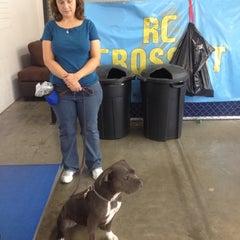 Photo taken at RC CrossFit by Jen F. on 11/7/2012