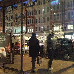 Photo taken at Knightsbridge by Alen G. on 10/28/2012