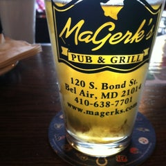 Photo taken at MaGerks Pub & Grill by Sara P. on 12/4/2012