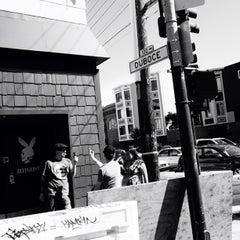 Photo taken at Zeitgeist by Steve R. on 3/14/2013