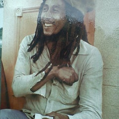 Photo taken at Bob Marley Museum by Liliana C. on 12/8/2012