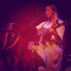 Photo taken at Rockwood Music Hall by Matt B. on 1/25/2013