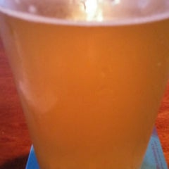 Photo taken at Hoplite Pub and Beer Garden by Hamilton R. on 3/13/2015