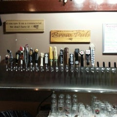 Photo taken at Exit 6 Pub and Brewery by Matt W. on 12/17/2012
