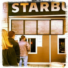 Photo taken at Starbucks by Ironic V. on 11/5/2012