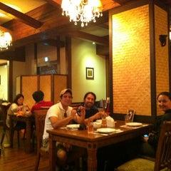 Photo taken at 헬로타이 (Hello Thai Restaurant) by Thiwaporn P. on 6/1/2013