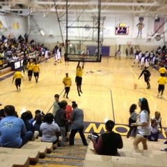 Photo taken at CE Byrd High School by Brent S. on 12/5/2012