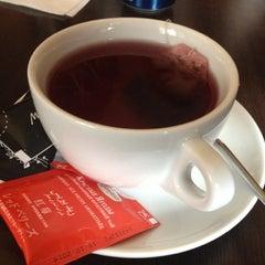 Photo taken at Cafe Cafe by Rąlu P. on 2/18/2013