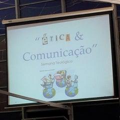Photo taken at Igreja Nossa Senhora das Graças (Casa do Garoto) by Ivo L. on 9/19/2013