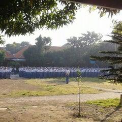 Photo taken at SMK Negeri 3 Tegal by NURYADI -. on 5/11/2015