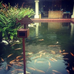 Photo taken at The Royal Suites Yucatán by Antonina K. on 12/11/2012